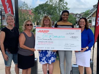 Charleston receives grant