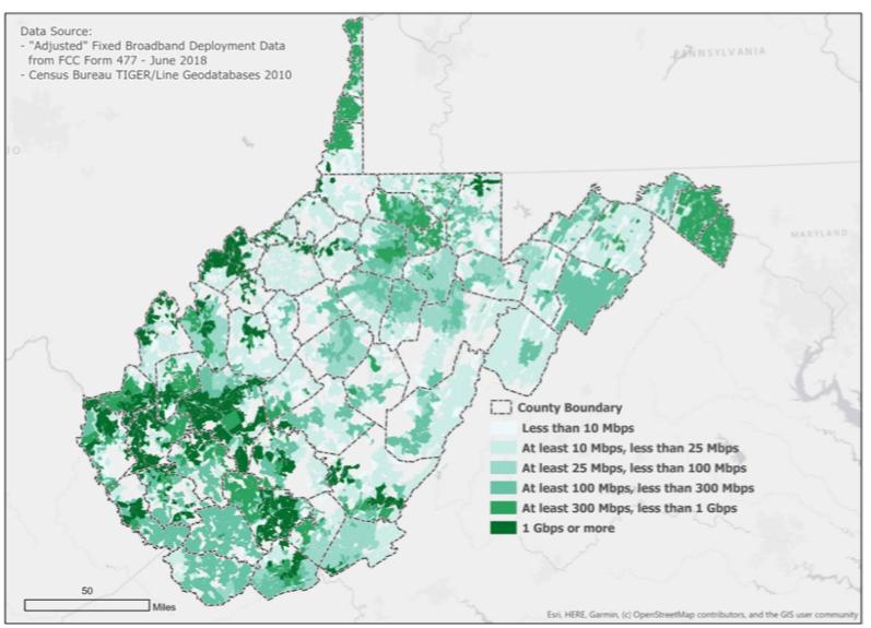 WV lacks broadband access vital to economic growth | State ...