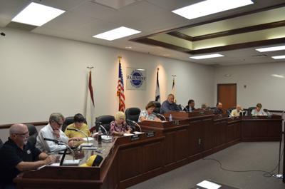 Fairmont City Council - August 2018