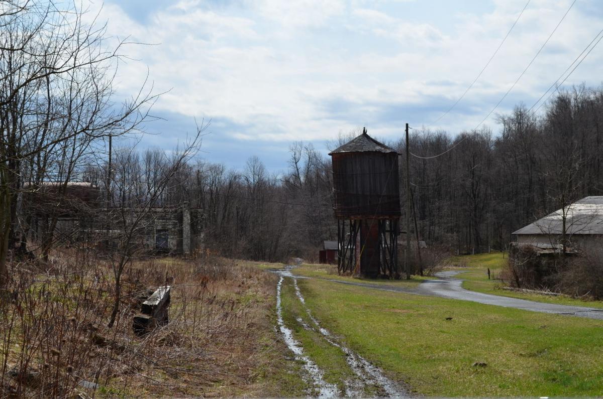 West Virginia Northern Railroad Trailhead Park