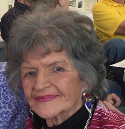 Margaret Jean Bruffey