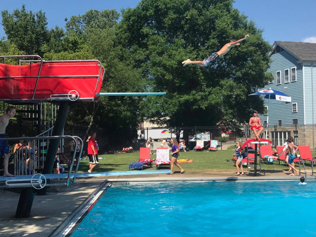 bridgeport high dive 2