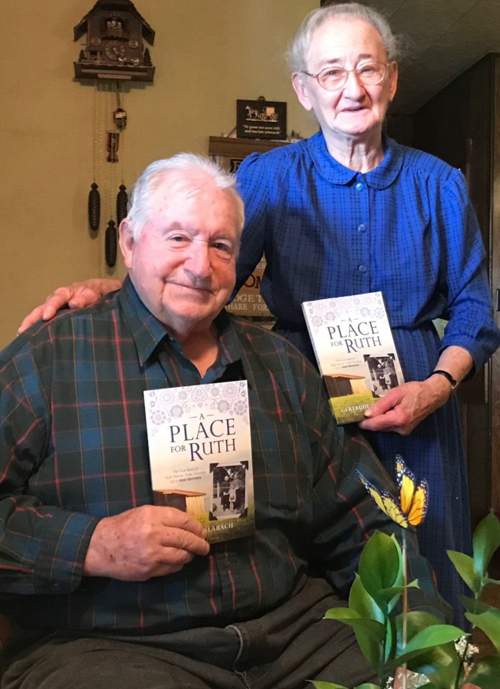 Kenneth and Ruth