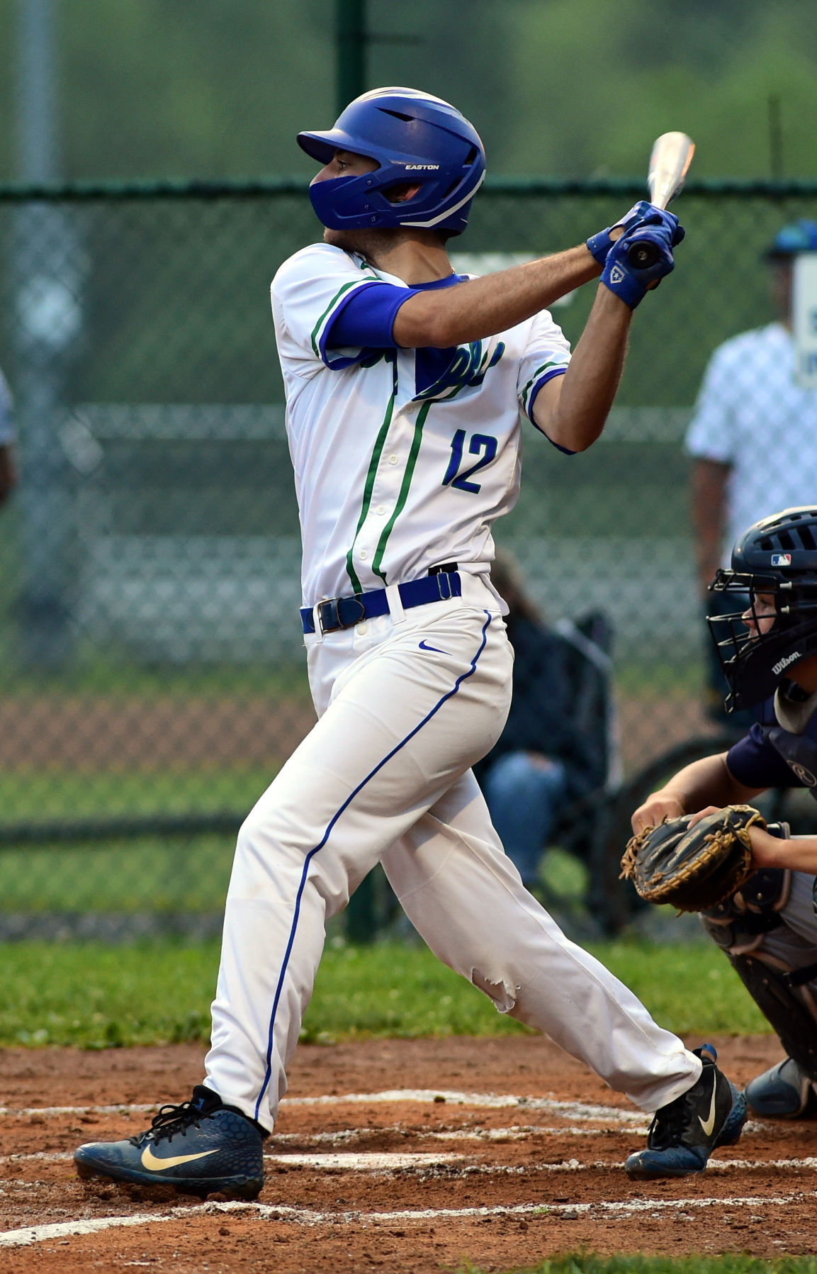 RCB Lopez goes oppo to right for an RBI triple in the 2nd inning.JPG