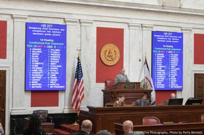 Carmichael Senate