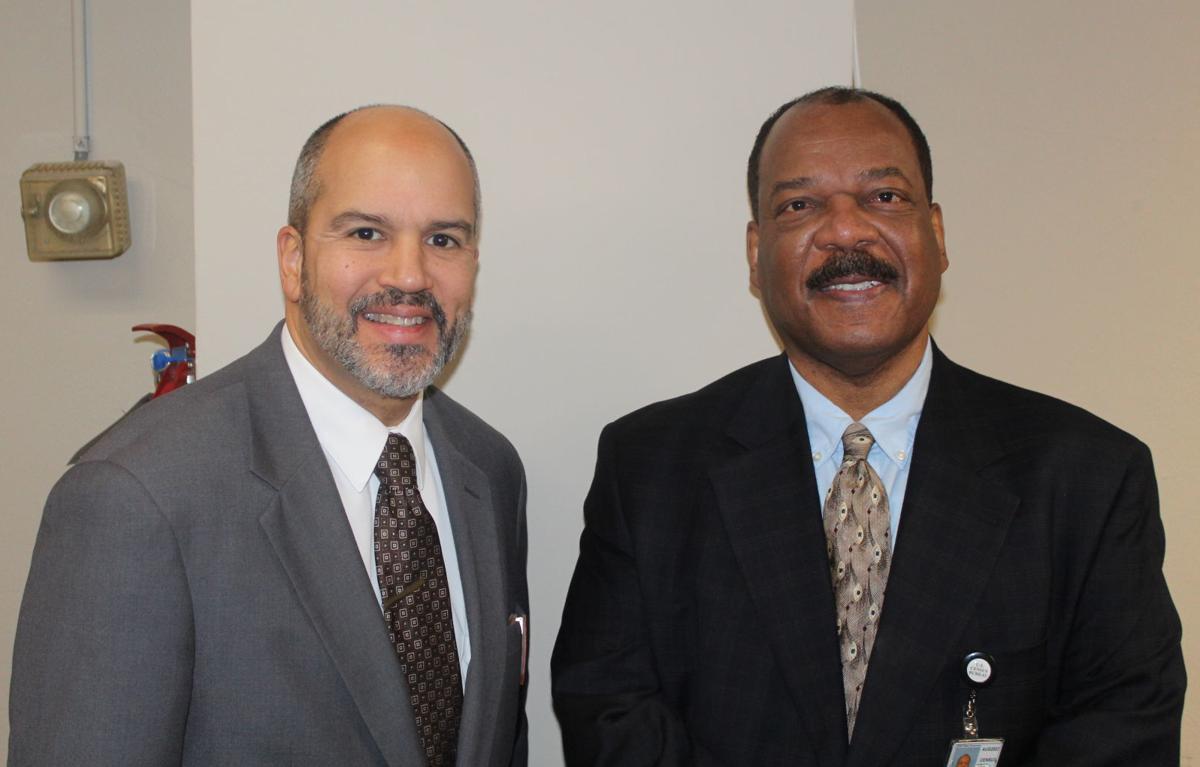 Donnie L. Tucker and Josue Figueroa