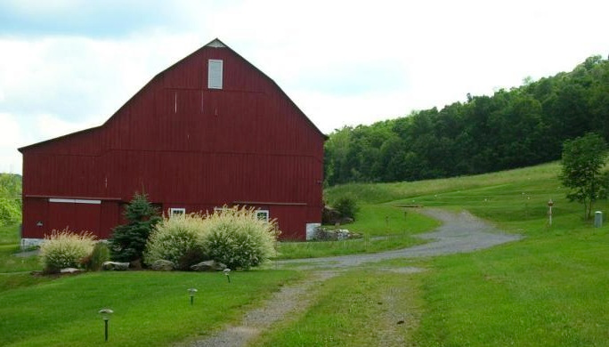 Old Red Barn, home of TOTL