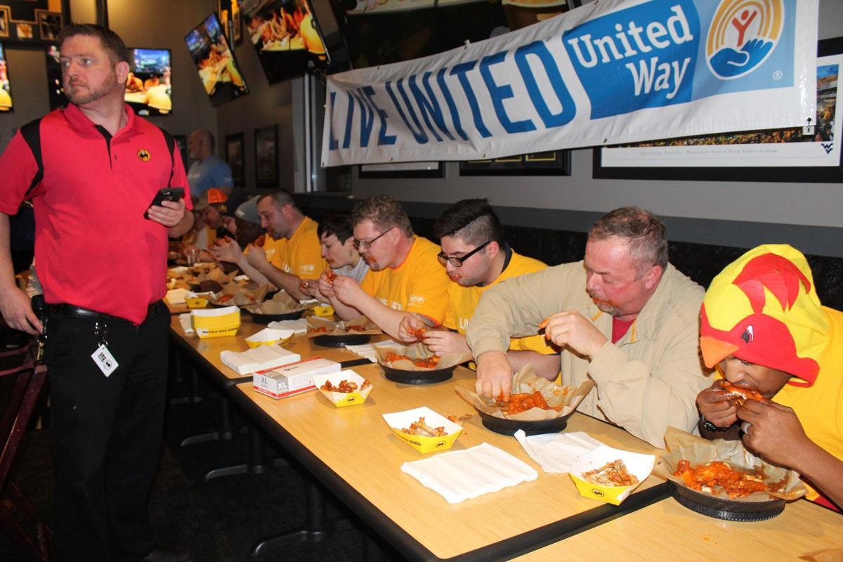 Wing contest