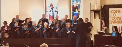 Christmas Cantata scheduled for Dec. 15 at St. Matthew's UMC
