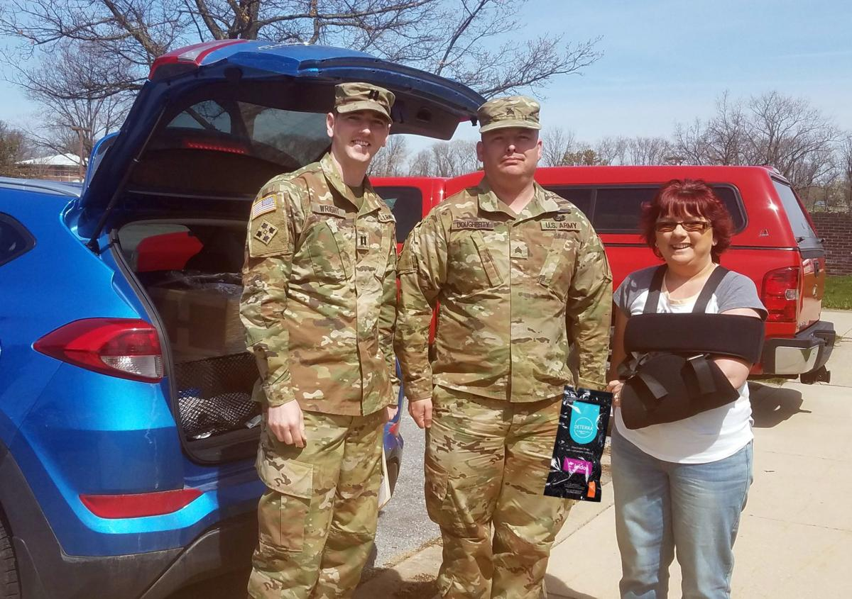 National Guard with Sadie Liller