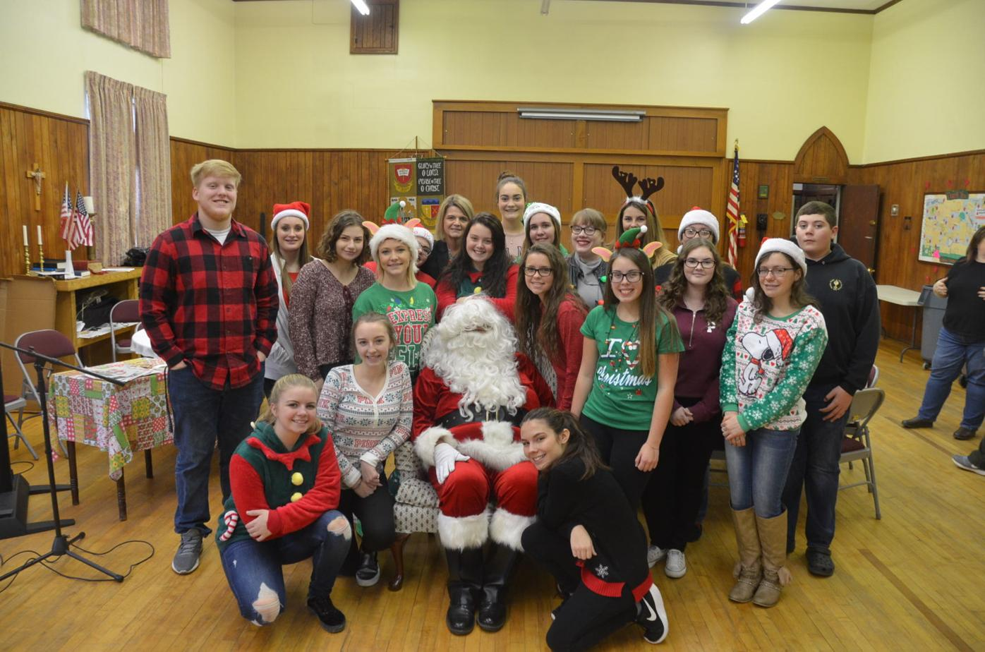 Weston Wv Christmas Activities 2020 Lewis County High School Interact club continues making community