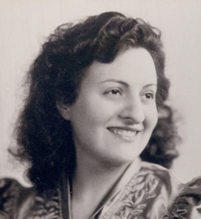 Josephine Lucy 'Babe' Laratta