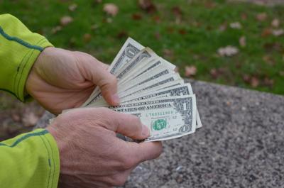 Cash spread thin