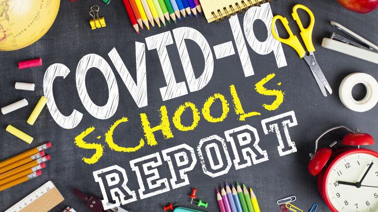 COVID-19 School Graphic