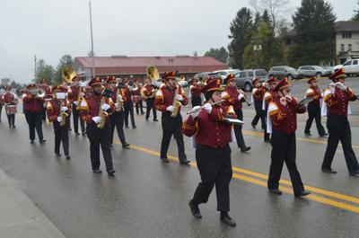 Fairmont State Homecoming Parade - marching band