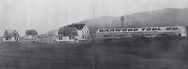 Warwood Tool history