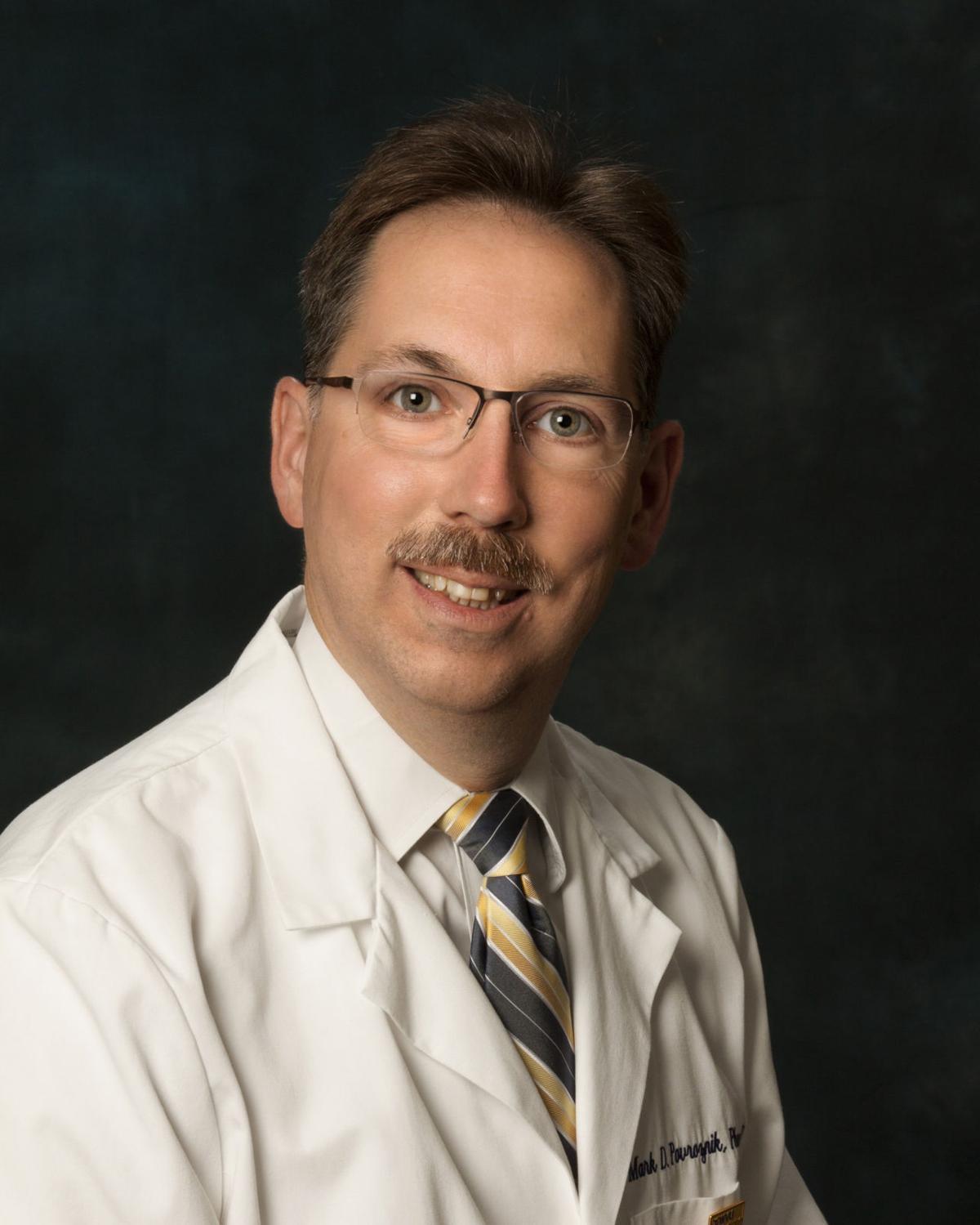 Dr. Mark Povroznik