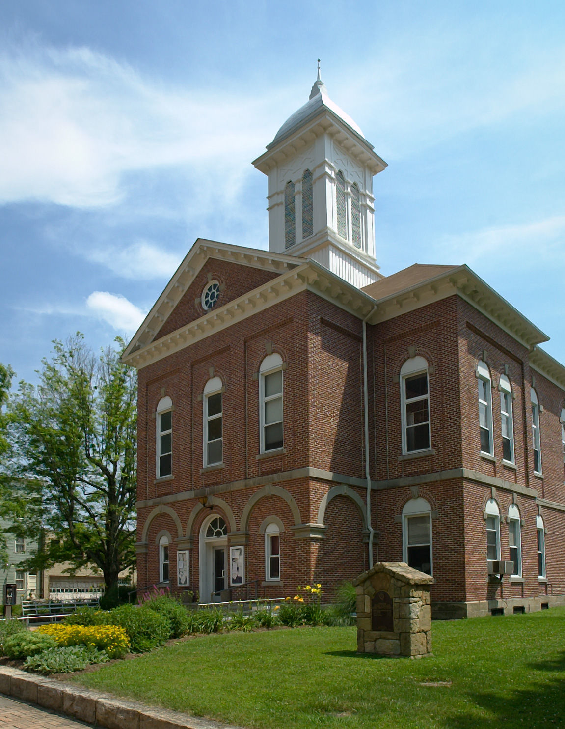 Braxton County Courthouse
