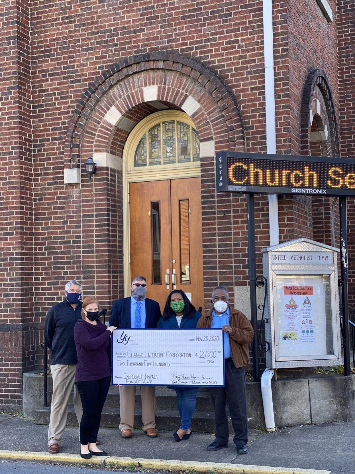 YCF Change Initiative Corp donation