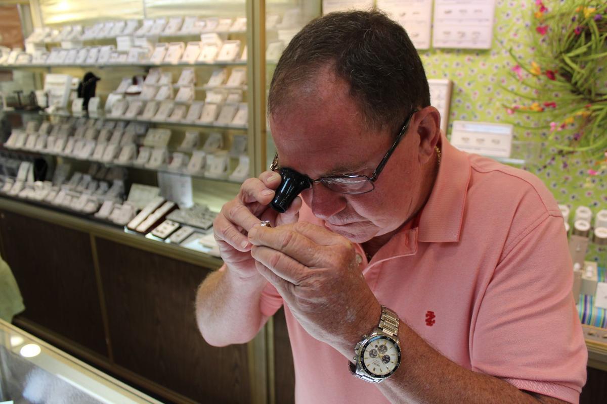 Examining a ring