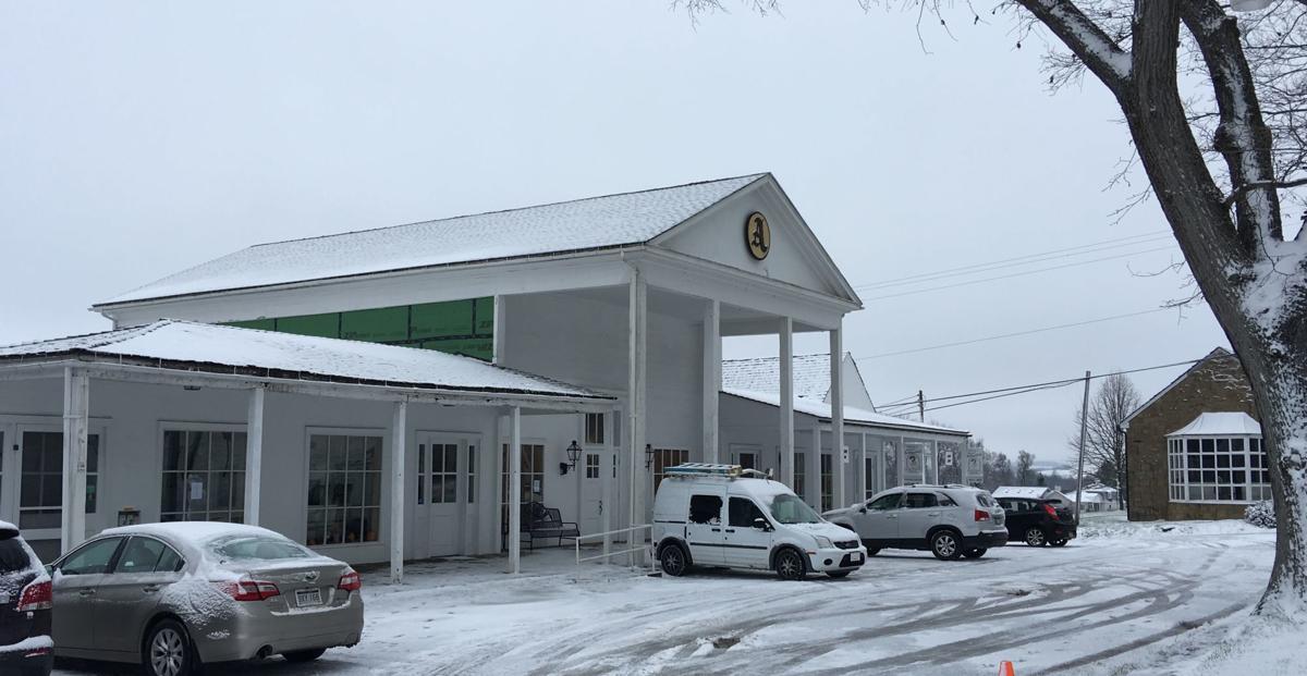 Arthurdale Center Hall