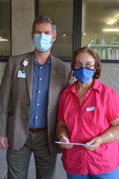Sarah Brown Retires from Mon Health Stonewall Jackson Memorial Hospital