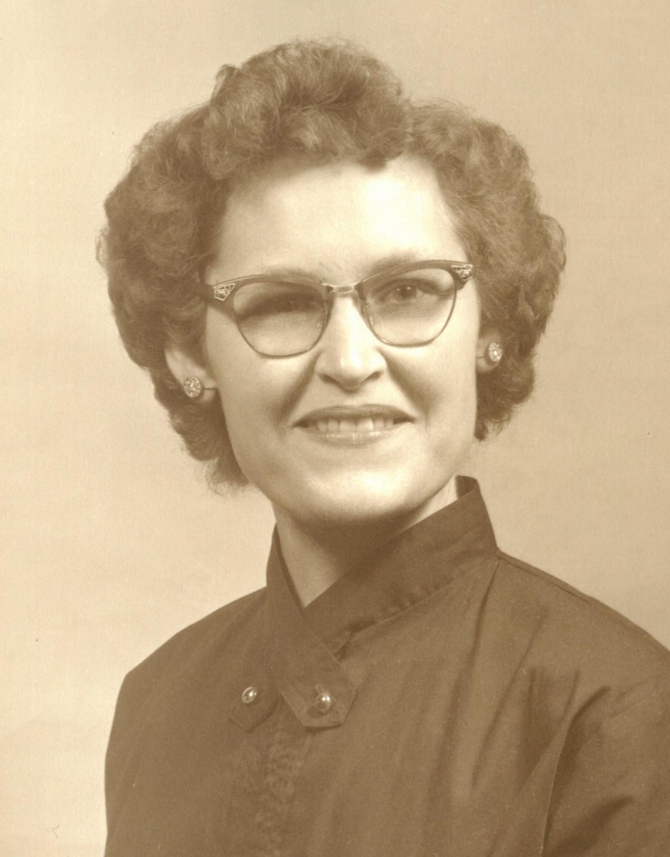 Velma Ethel Watson Heres