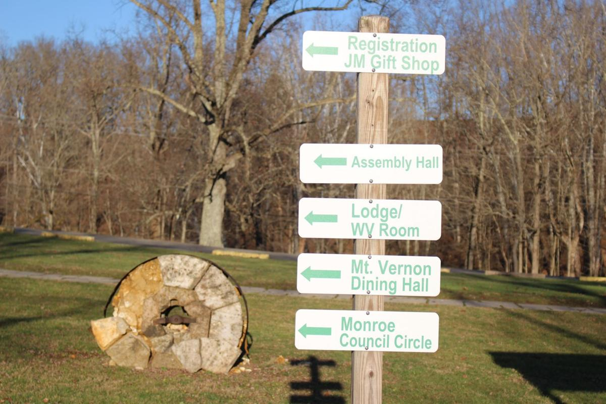 Jackson's Mill signs