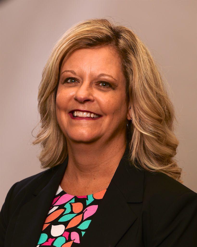 Deputy Superintendent Michele Blatt