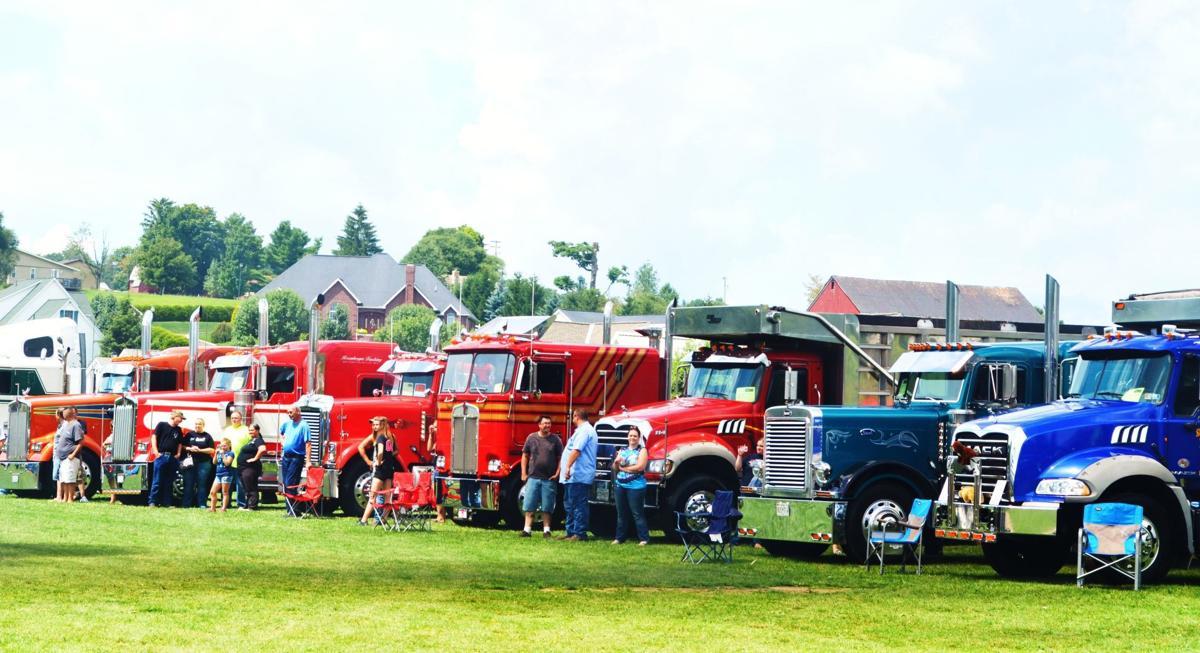 Western Maryland Truck Show to make final run Aug. 24-25