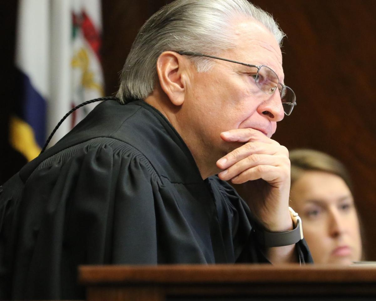 Judge: North Central Regional Jail 'failed to keep defendant