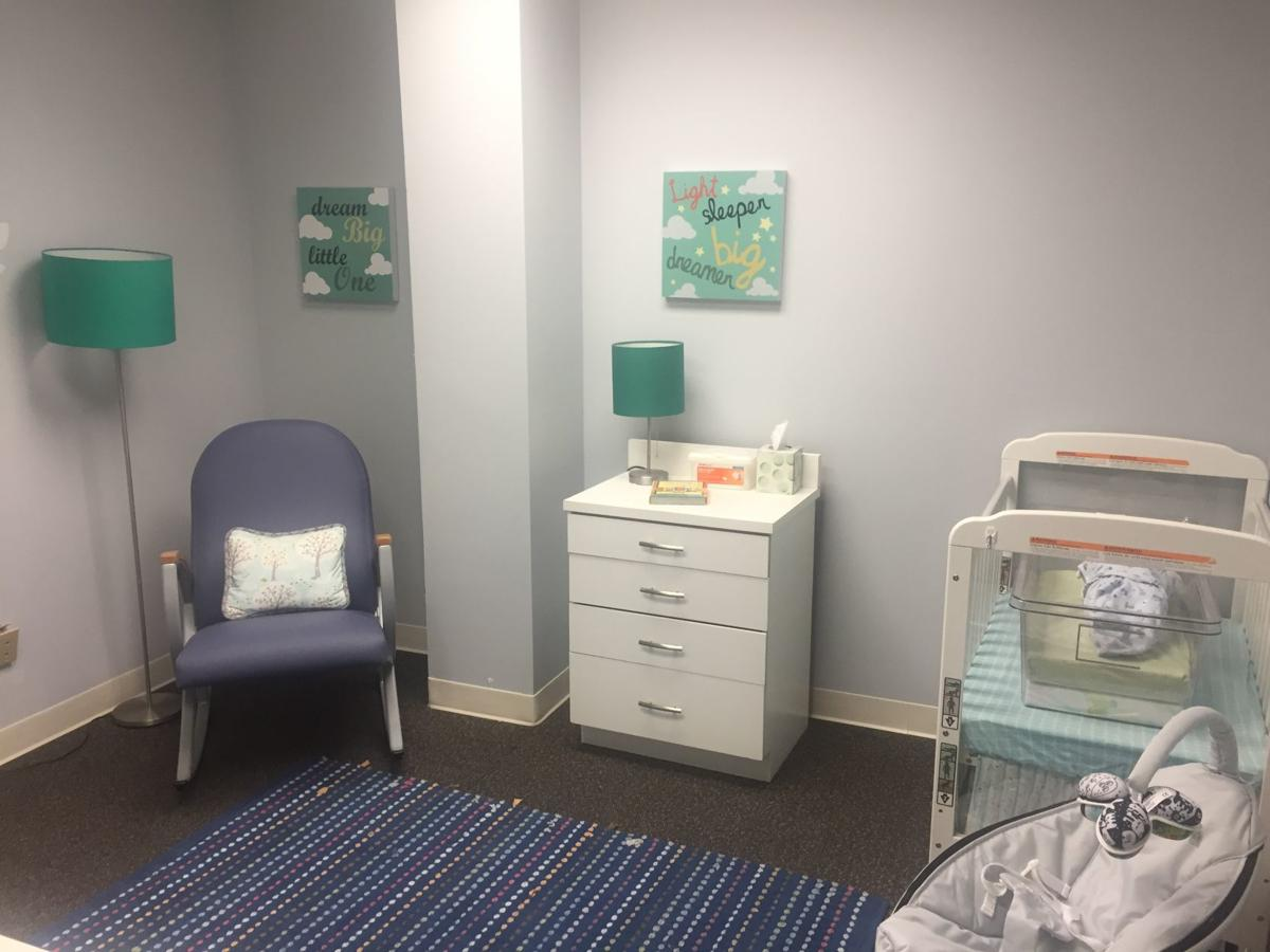 Clinic room