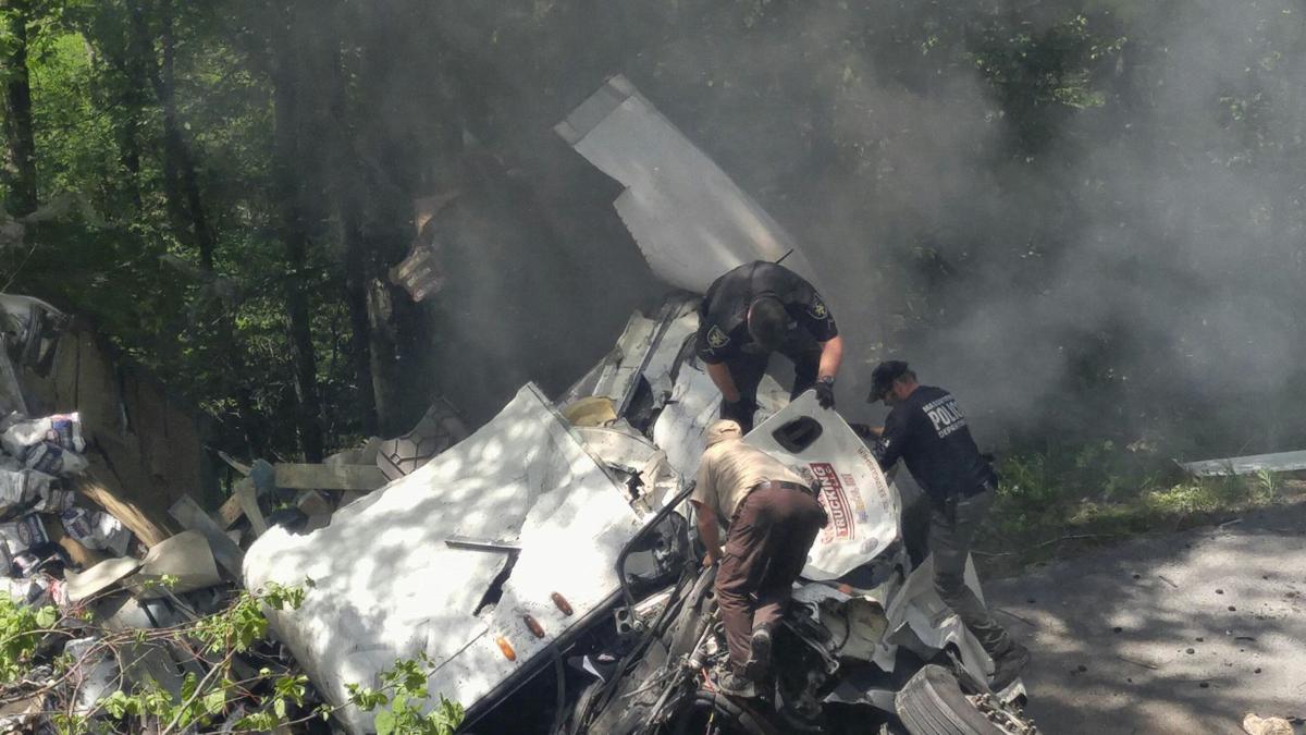 Caddell truck accident