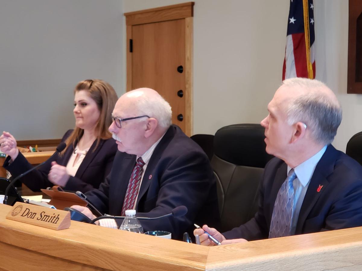 Preston County Commission 3/11