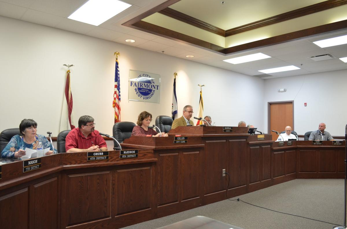 Fairmont City Council - Feb. 2019