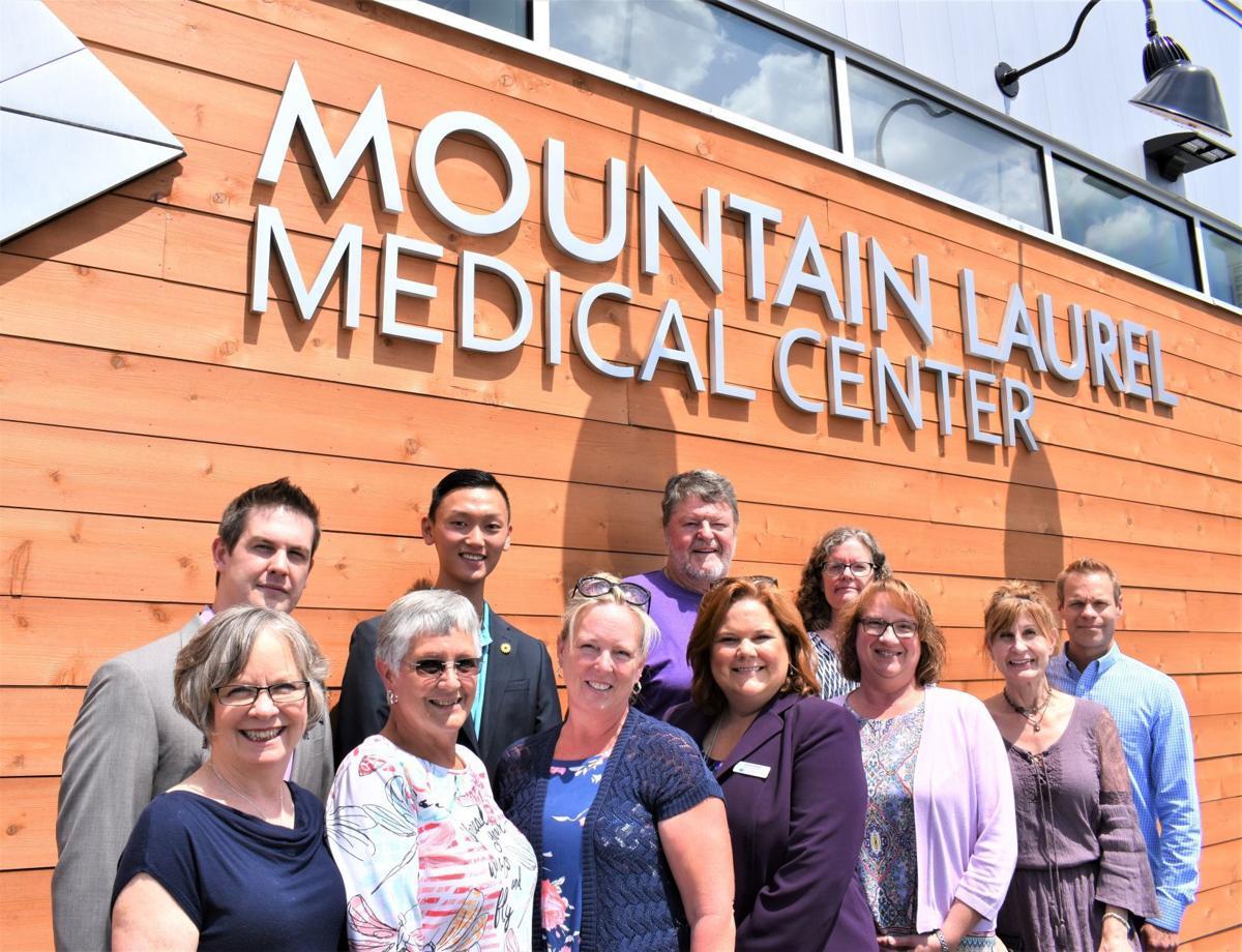 Mountain Laurel officals