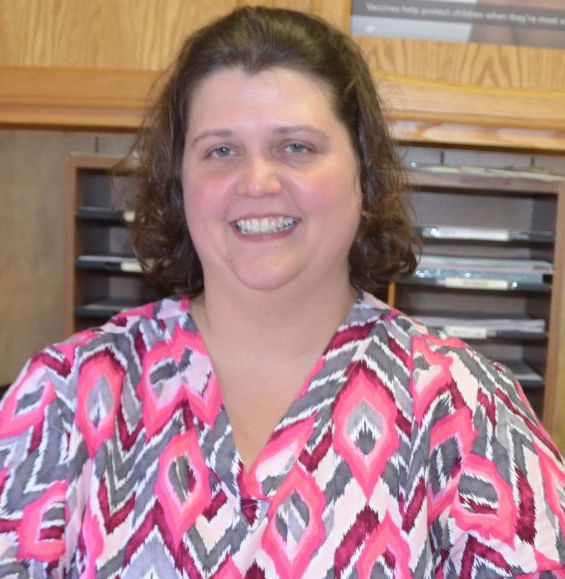 Crystal Lough, Lewis County Health Department