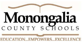 Mon County Schools logo