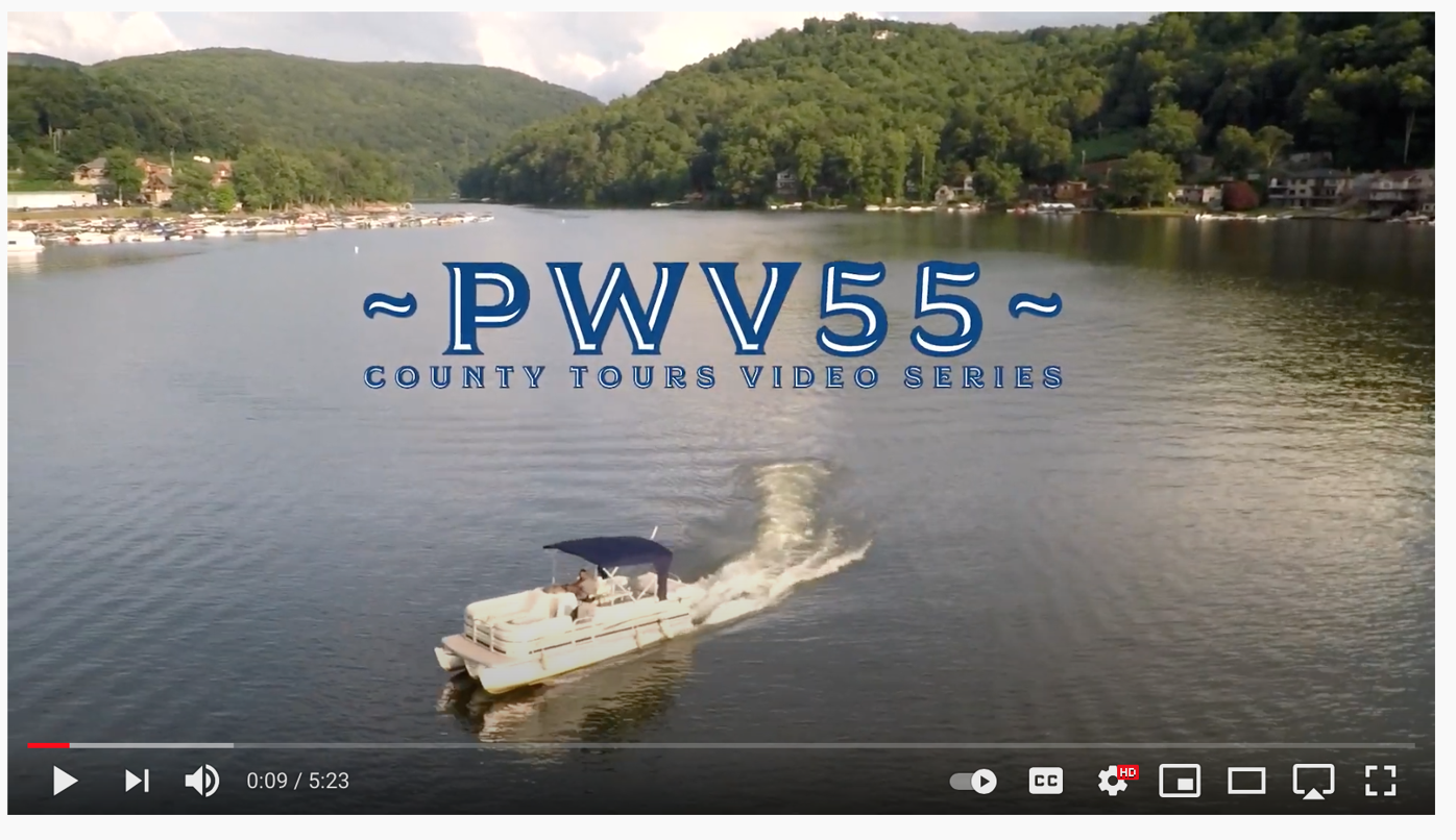 PWV 55: Couty tours video series