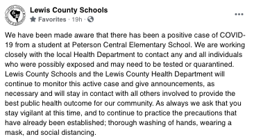 Lewis Schools, 2/7