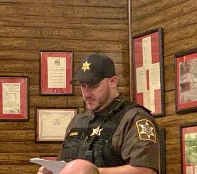 Deputy Derrick Rhodes