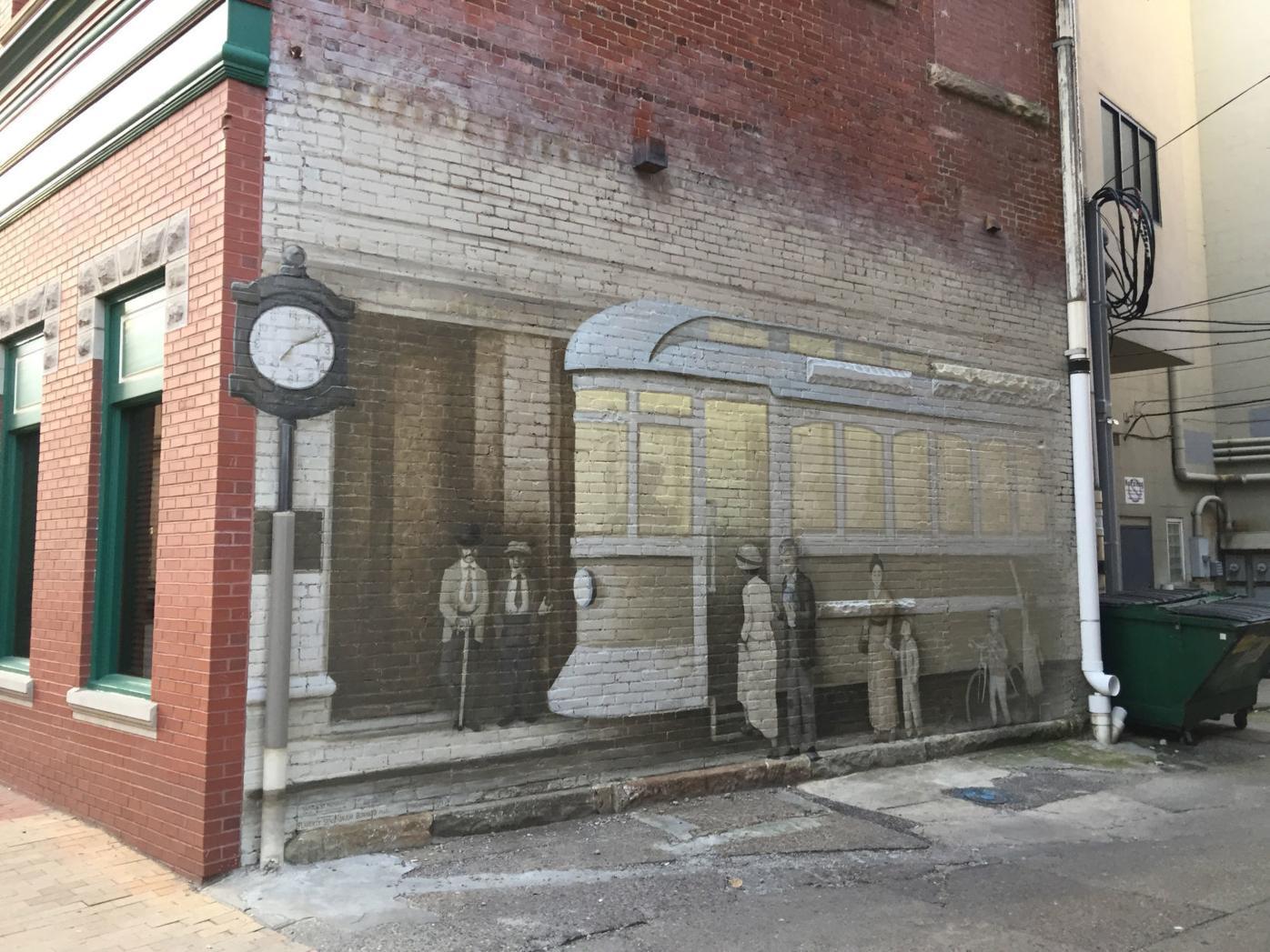 Flaherty mural