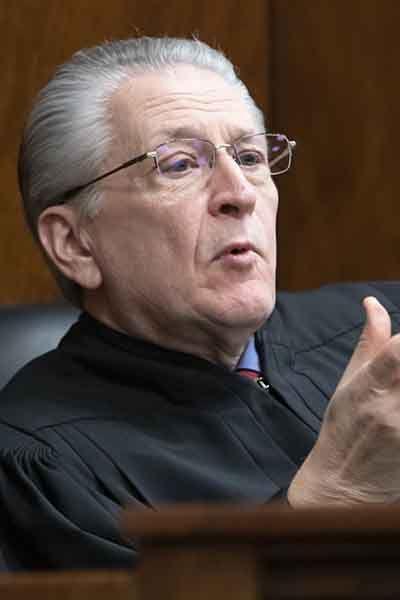 Judge James Matish