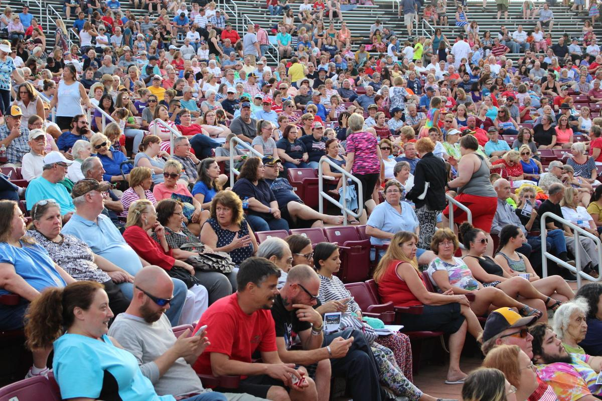 Clarksburg Amphitheater named among best outdoor concert