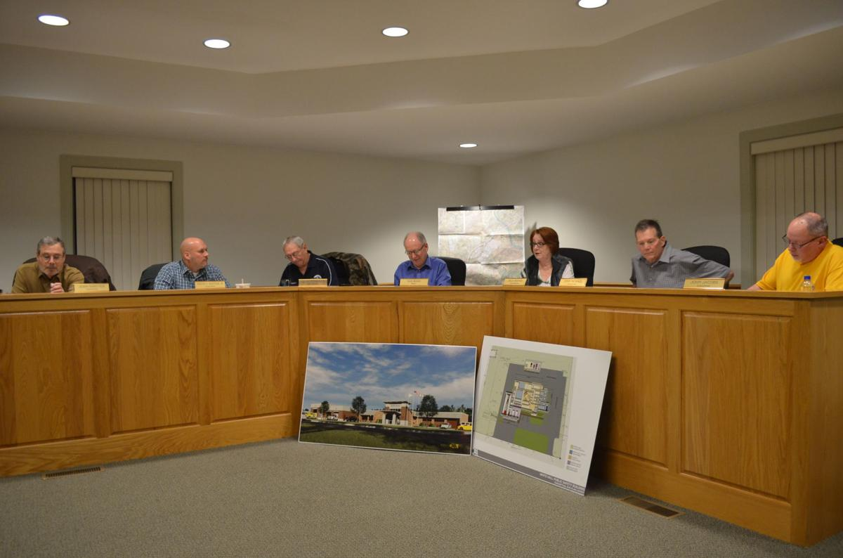 White Hall Town Council - Jan. 2019