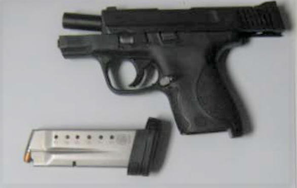 Huntington, WV, man with loaded handgun in carry-on stopped at Yeager Airport