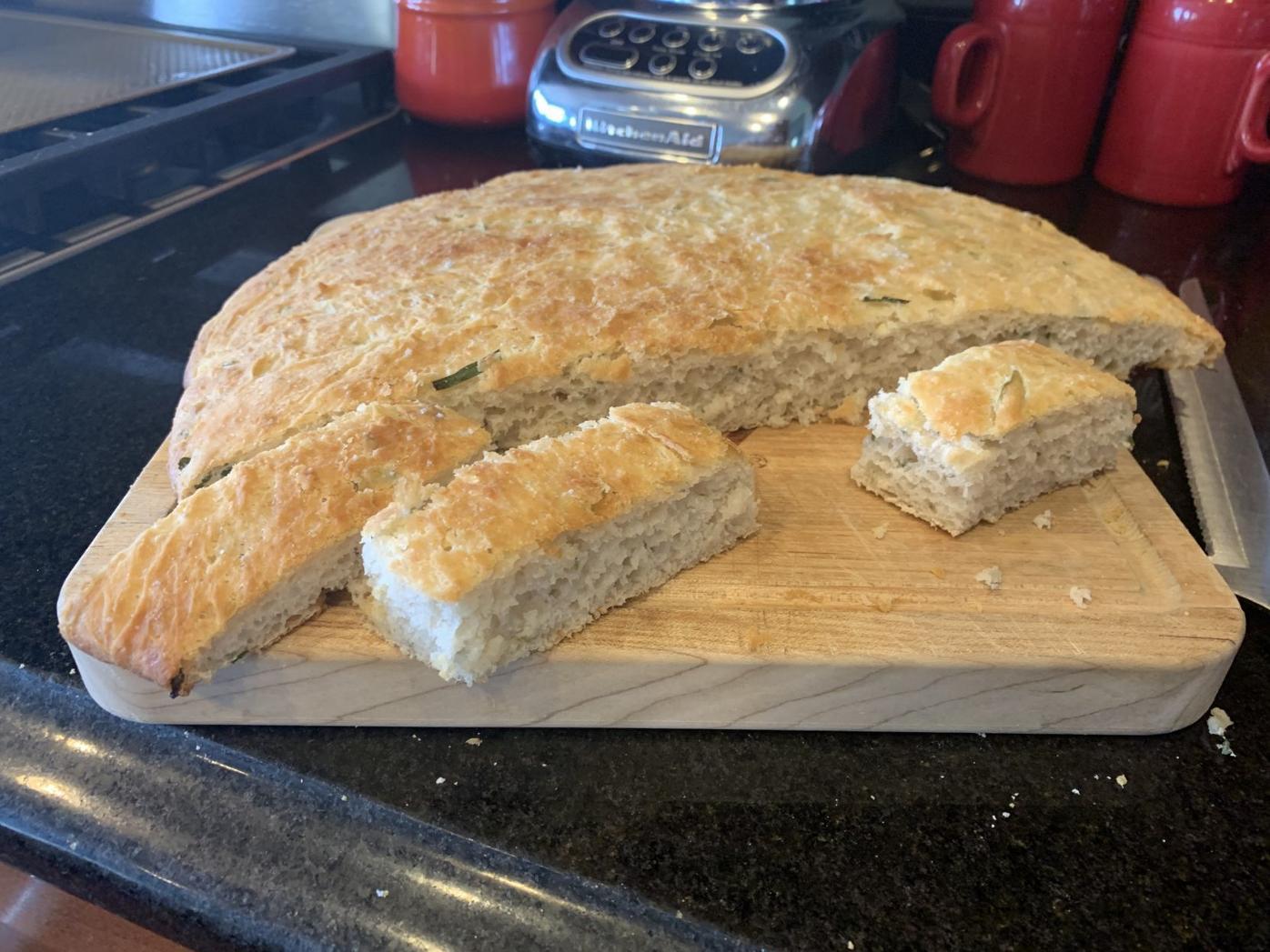 Fresh Herb Bread