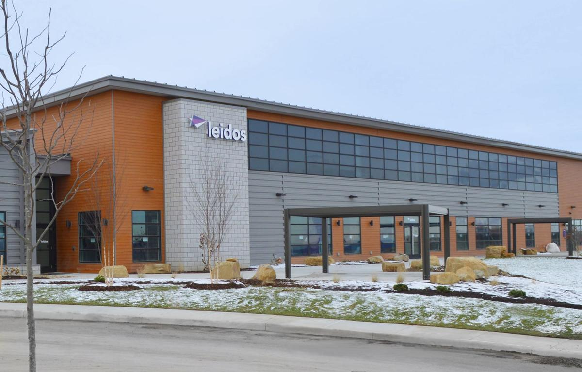 Leidos Morgantown software factory