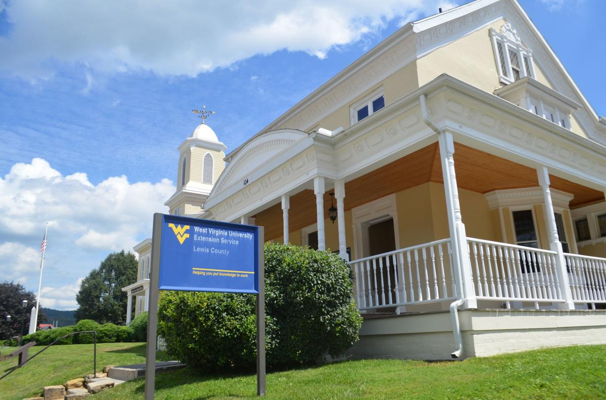 WVU Extension Office in Lewis County