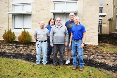 Lewis County maintenance staff